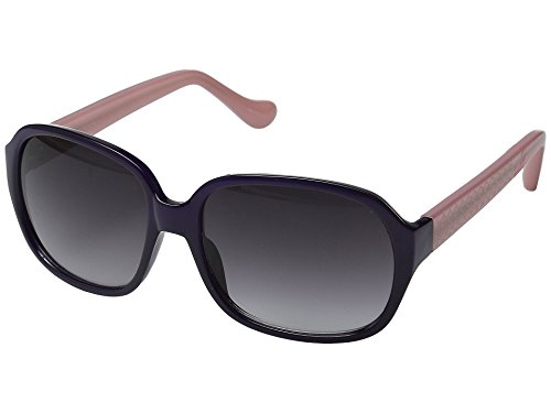 Ivanka Trump Women's 057-76 Purple - Sunglasses Ivanka Trump