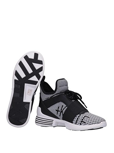 Kendall and Kylie E Braydin Nero Sneaker Bianco 8 aarOdSqc