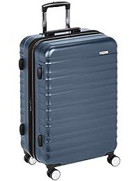 AmazonBasics - Equipaje con candado TSA, color azul marino