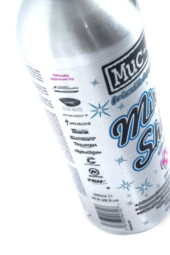 Muc Off Bike degreaser Miracle Shine Polish 500ml