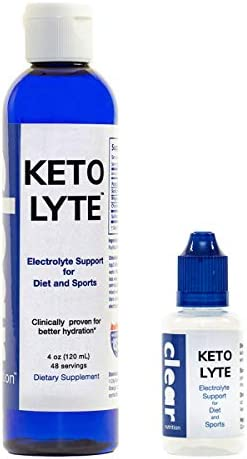 Keto Lyte Electrolyte Support Sports