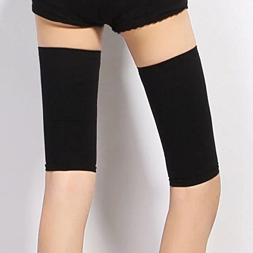 Brendacosmetic Professional Shaping fat Burning Thin Thigh Socks Set,Women Leg Thin Slimming Socks Thigh Slimmer for Beauty Slim