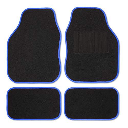 🥇 Safe Travel 27551 Alfombrillas universales para vehículos con volante a la derecha