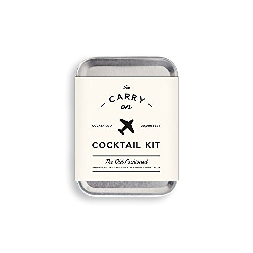 The Carry on Cocktail Kit The Old Fashioned