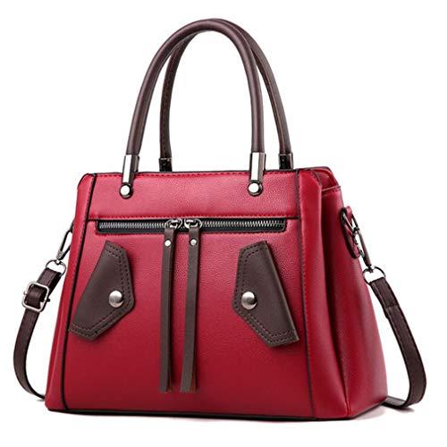 Red à One Black Size Sacs Femme pour bandoulière 0UwWqOz