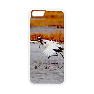 "XOXOX Phone case Of Red-crowned Crane Cover Case For iPhone 6 (4.7"")"