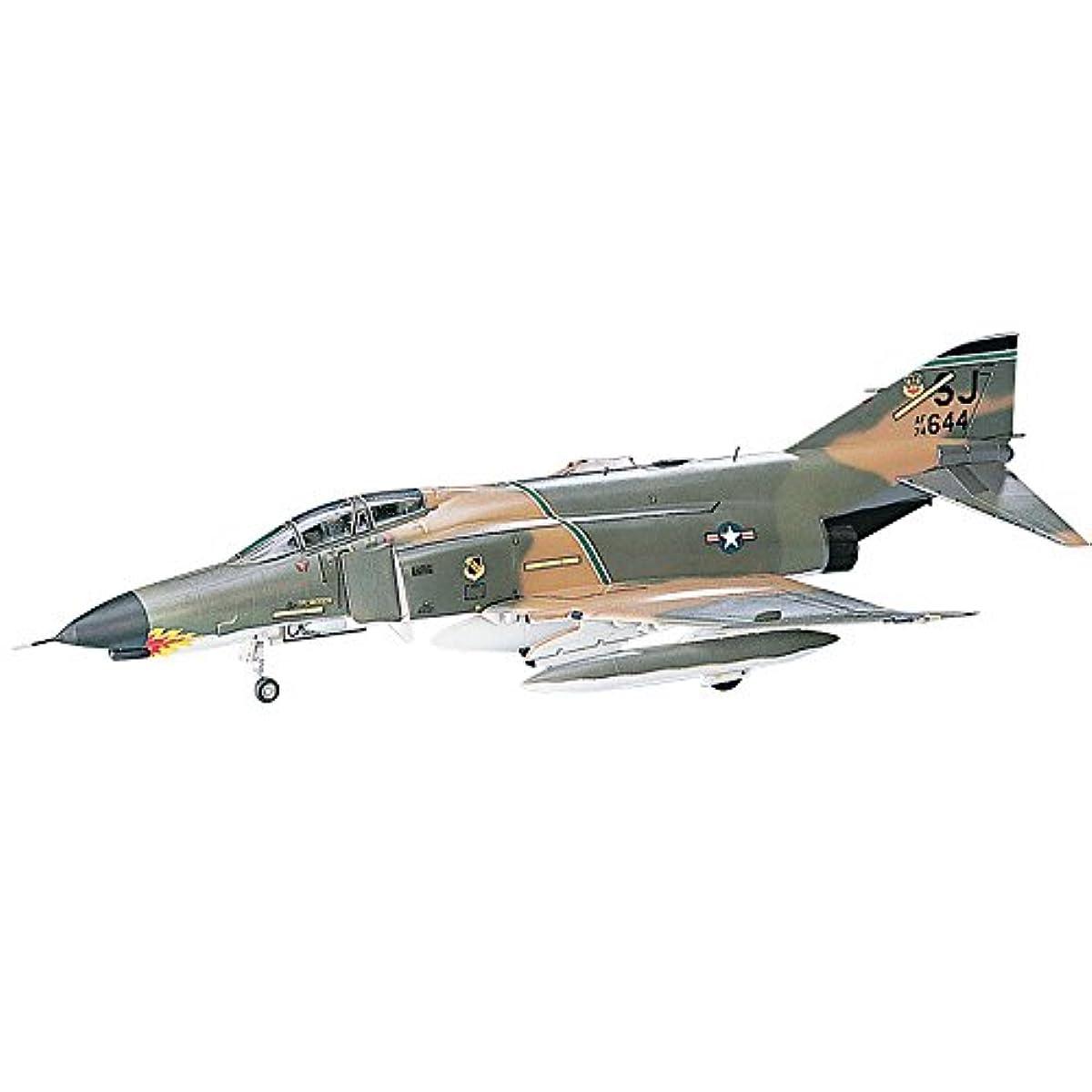 [해외] 하세가와 1/72 미국 공군 F-4E 팬텀 II 프라모델  C2