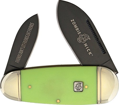 Zombie Nick Large Toenail by Rough Rider Knives B01IOOIJQU