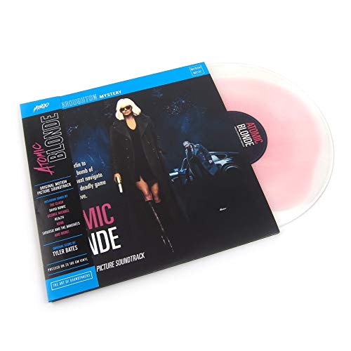 Atomic Blonde: Atomic Blonde Soundtrack (Colored Vinyl) Vinyl 2LP