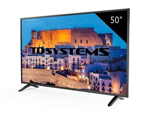 "Televisor Led 50"" TD Systems K50DLM8F Full HD"
