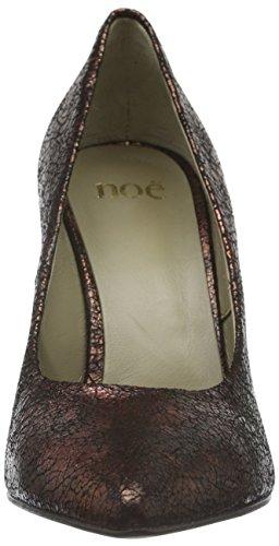 Noe AntwerpNorva - Zapatos de Tacón Mujer Rojo - Rot (blood)