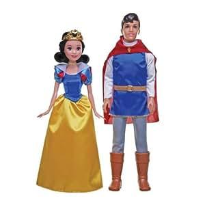 Disney - Blancanieves Y El Príncipe (Mattel)
