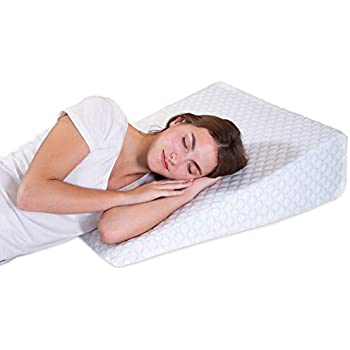 Amazon Com Bed Wedge Fitplus Premium Wedge Pillow 1 5
