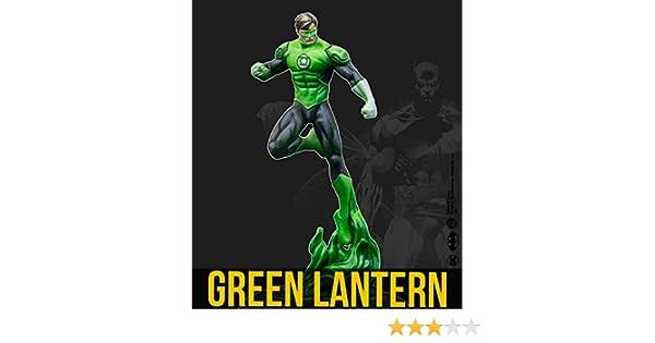 Knight Models DC Universe Miniaturas :Green Lantern: Amazon.es: Juguetes y juegos