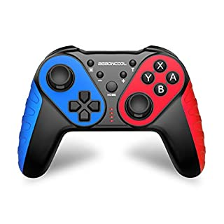 Wireless Switch Pro Controller for Nintendo Switch/Switch Lite,Switch Remote Control Gamepad Joypad for Nintendo Switch Controller, Switch Joystick Controller with Turbo,Motion Control and Vibration