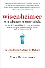 Wisenheimer: A Childhood Subject to Debate Paperback