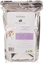 ANOCHECER FLOR DE LA PAZ, té 100% orgánico de hoja suelta, toronjil puro, 200 gramos
