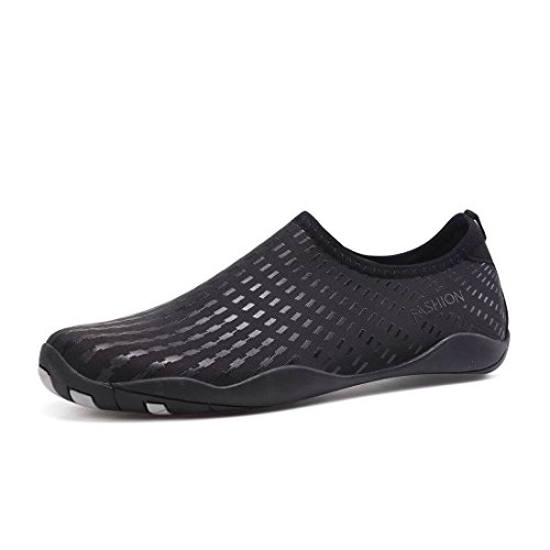 Men Women Water Shoes Quick-Dry Durable Sole Barefoot Water Skin Shoes For Beach Pool Surf Yoga Exercise