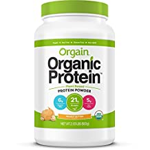 Orgain - Organic Protein Plant Based Powder Peanut Butter - 2.03 lbs.