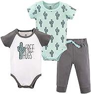 Yoga Sprout Unisex-Baby Cotton Layette Set