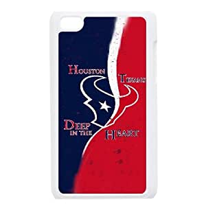 Ipod Touch 4 Phone Cases NFL Houston Texans Cell Phone Case TYD657259