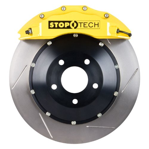 Price comparison product image StopTech Big Brake Kit Yellow ST-40 332x32 83.148.4600.81