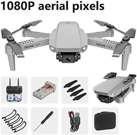 Keelied Quadricottero pieghevole per fotografia aerea Mini EAV 4K E88 Accessori
