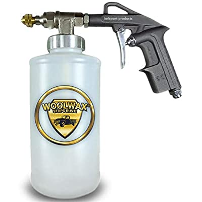 kellsport Fluid Film & Woolwax Pro Undercoating Gun: Automotive