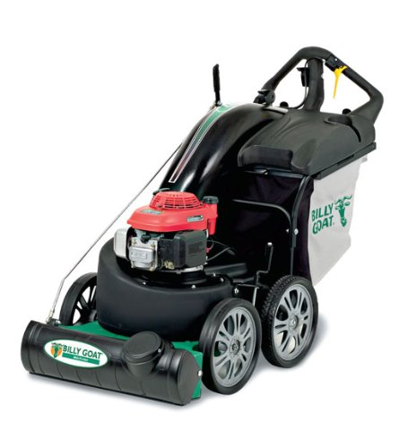 Billy Goat MV600SPE Industrial Duty Vacuum, Self Propelled, 190 cc Briggs Engine by Billy Goat