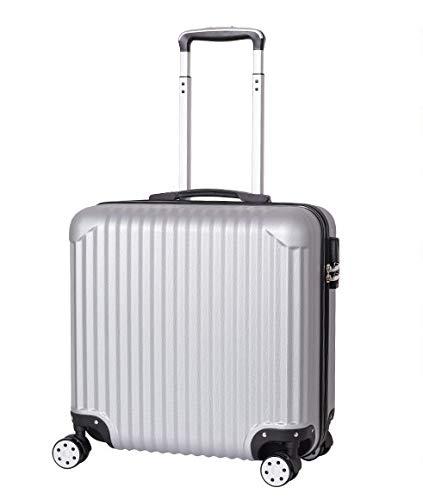 ShiMin クラシックボードケース18インチ小型スーツケースミニパスワードボックス旅行荷物 B07PJJMLF2
