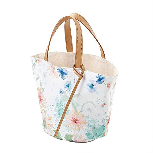 Cosmos Marche Bag Pastel Reversible Floral large RqWF1YOw