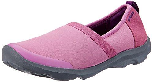 86a8ce2dd5b2 Crocs Women s Duet Busy Day 2.0 Satya A-line Shoe - Import It All