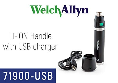 Welch Allyn 71900 3.5 V Lithium Ion Rechargeable Power Handle -