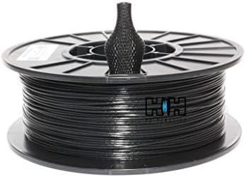 Filamento negro PETG de 1,75 mm H&H 3D, 1 kg, filamento para ...