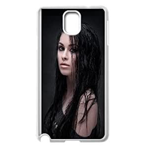 Samsung Galaxy Note 3 Cell Phone Case White_Natalie Ajnlb