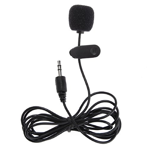 Lavalier Plastic Microphone Quality Speaker product image