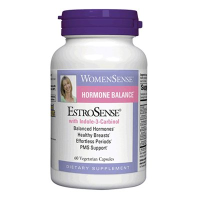 Natural Factors Estrosense Veg-Capsules, 60-Count