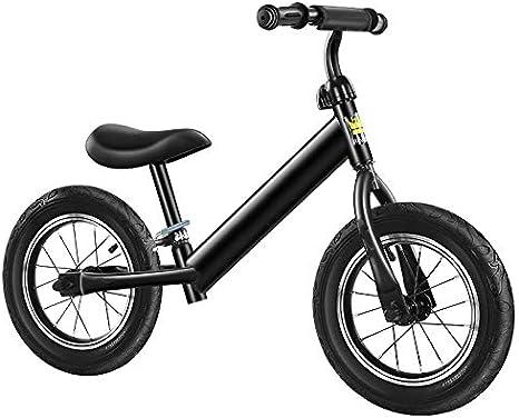 JIGAN Bicicleta de Equilibrio Cuadro de Acero al Carbono Sin Pedal ...