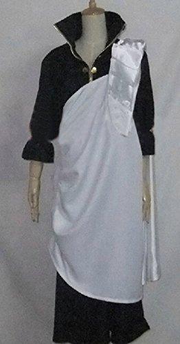[FOCUS-COSTUME Fairy Tail Zeref Suit Cosplay Costume] (Zeref Cosplay Costume)
