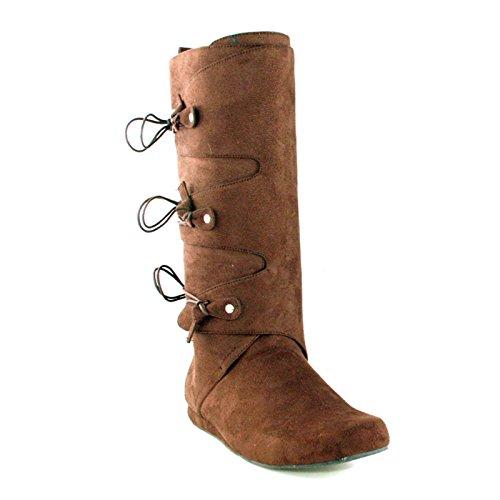 Ellie Skor Mens 111-thomas 1heel Boot Brown