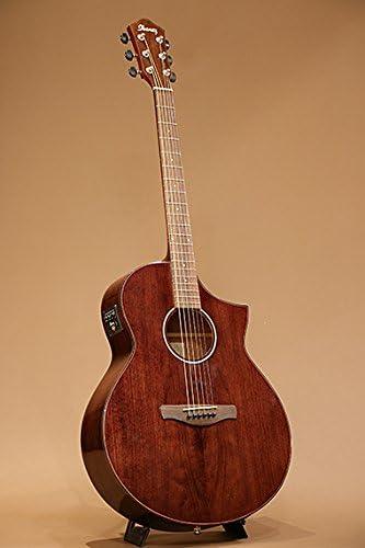 Nueva Ibanez aew40cd-nt guitarra acústica: Amazon.es: Instrumentos ...