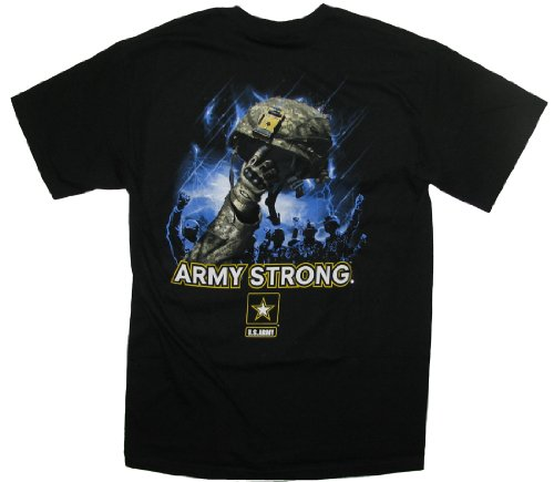 Amazon.com: ARMY STRONG Kevlar Helmet T-Shirt: Clothing