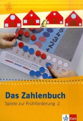 Das Zahlenbuch Frühförderung / Spielebuch 2