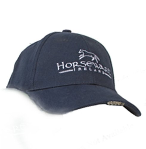 HW Baseball Cap LED Lights, Navy/White/Each