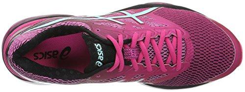 Pink Rosa Asics Gel Compétition Chaussures 18 W Sport Aruba Blue Femme de Black Cumulus Running rPxgrqzw