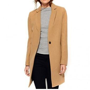 Manteau laine femme superdry
