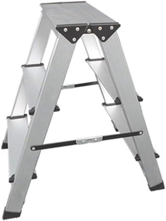 Taburetes Escalera escalones multifunción for el hogar Plegable de Cocina Escalera de Dos Pasos Escalera portátil Alto Regalo for Estante: Amazon.es: Hogar