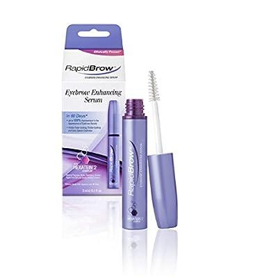 Rapidbrow Eye Brow Enhancing Serum, 3ml /0.1 Fl Oz