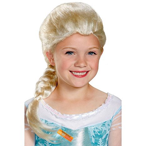 Disney Princess Wig - Choose from 2 Styles - #1 Quality Disney Wig for Children and Adults (Disney Halloween Party Reviews)