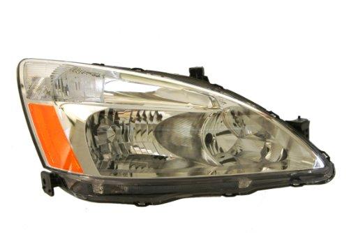 Headlight Assembly Genuine (Genuine Honda Parts 33101-SDA-A01 Passenger Side Headlight Assembly Composite)